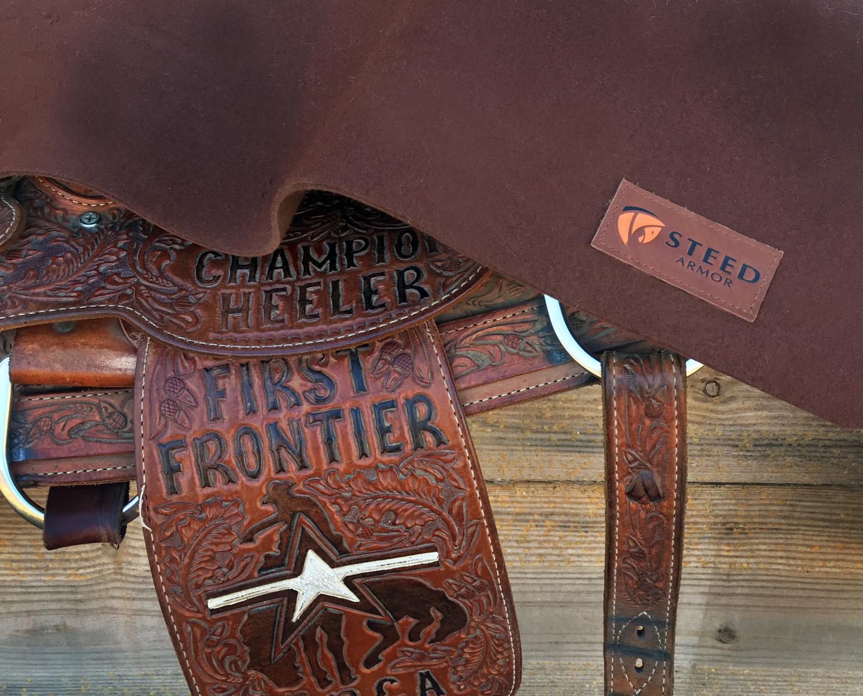 Merino Wool - Steed Armor - Saddle Pad Liners - Lakeland, FL
